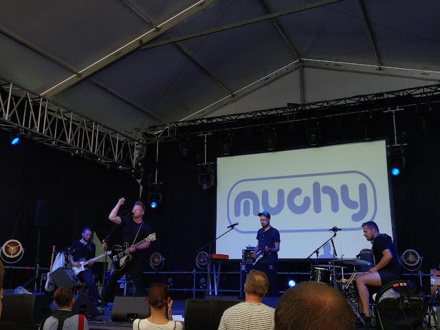Muchy, OFF Festival 2018