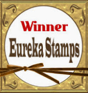 I'm a Winner at Eureka Stamps