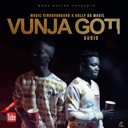 Audio | Magic Soldier ft Kolly The Magic - Vunja Goti
