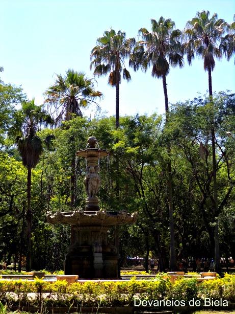 Porto Alegre - Parque Farroupilha Redenção