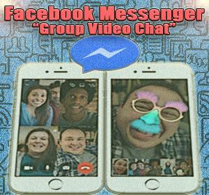 Facebook Messenger Rilis Fitur Group Video Chat