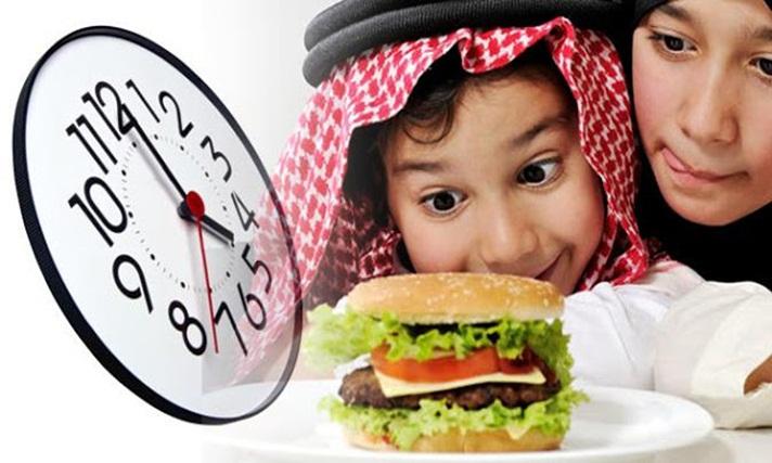 Melatih Anak Puasa Ramadhan, Ini yang harus dilakukan Orang Tua