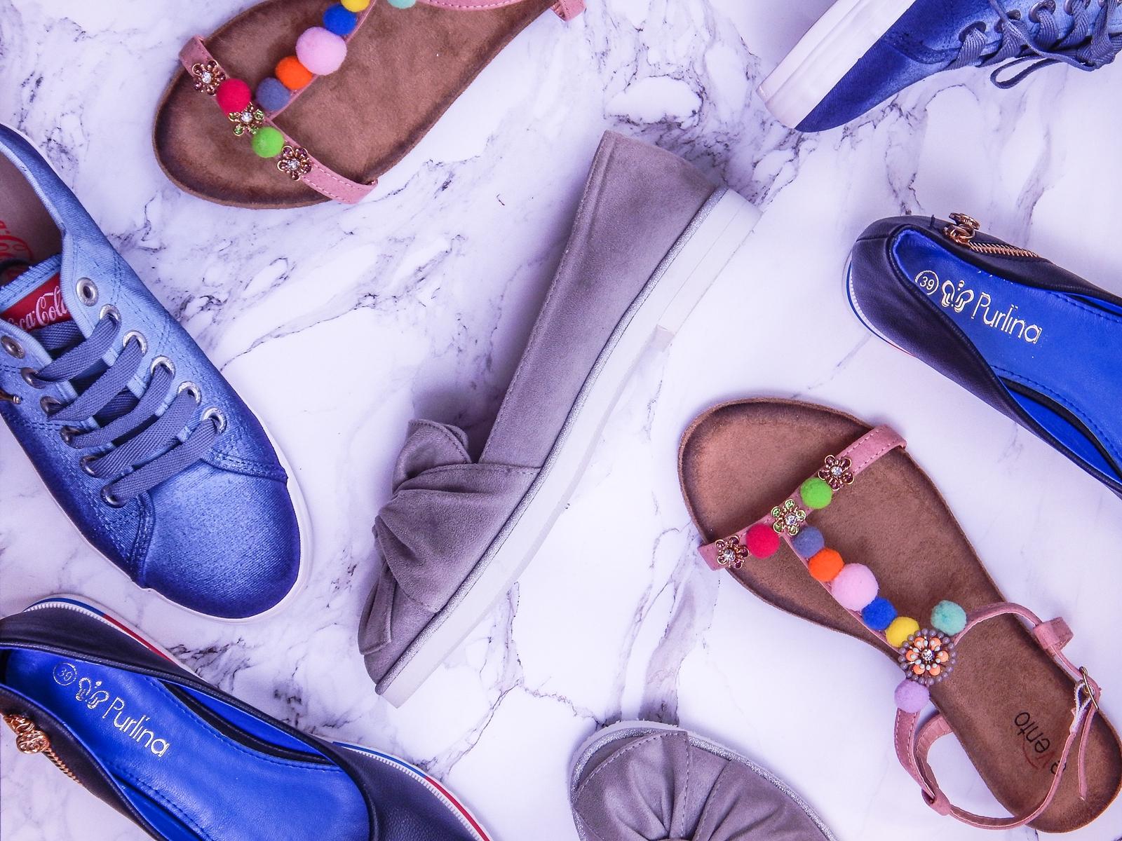 1 buty łuków baleriny tenisówki mokasyny sandały z ponopnami trzy modele butów modnych na lato melodylaniella recenzje buty coca-cola szare półbuty z kokardą buty na wesele buty do sukienki moda