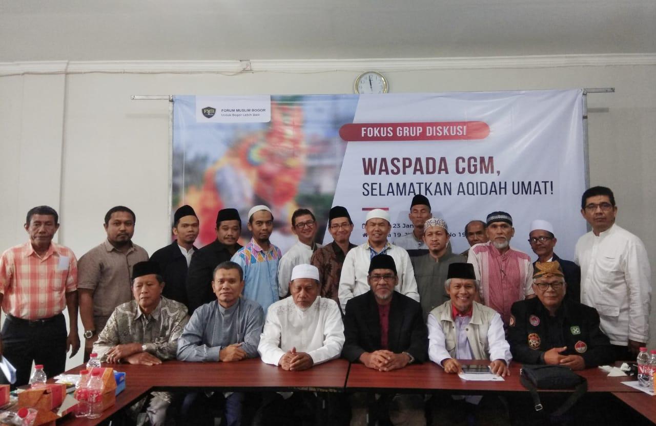 Forum Muslim Bogor Serukan Umat Islam Tak Ikut Perayaan Cap Go Meh