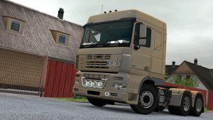 DAF XF 95 V2 truck