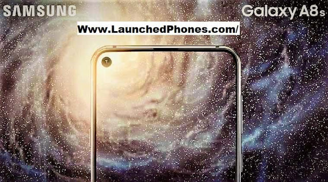 s outset call upwardly amongst the infinity O display Samsung Milky Way A8s launched amongst 8 GB RAM