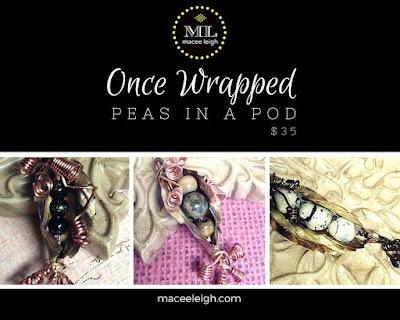 MAcee Leigh Peas in a pod