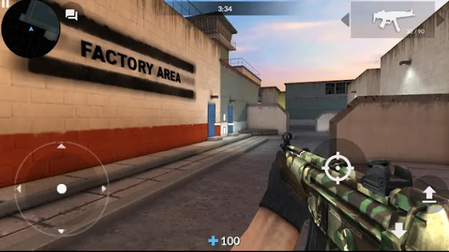 Counter Strike APK+Data Game Download For Android