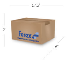 Forex cargo box prices