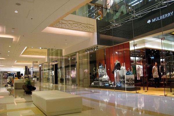 Trung tâm mua sắm cao cấp Element