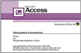 برنامج قواعد البيانات - Microsoft Access