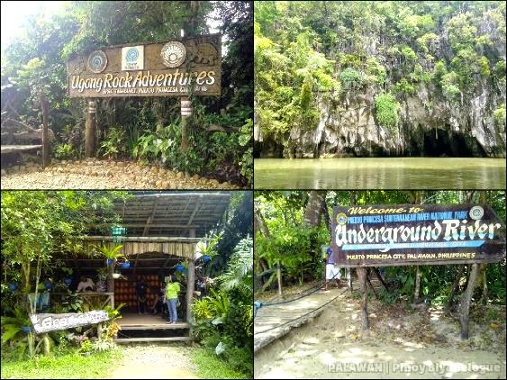 Ugong Rock and Underground River