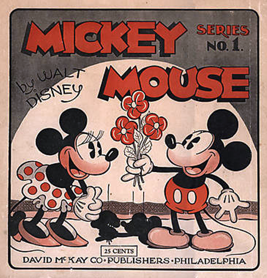 Mickey Mouse Series 1
