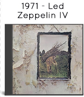 1971 - Led Zeppelin IV