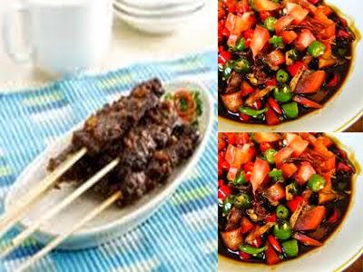 Resep Sate Daging Sapi Original - County Food