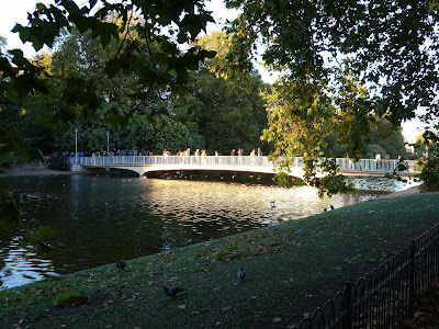St James's Park today