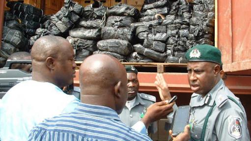Customs Intercepts Rice, Contraband Worth N1.6B
