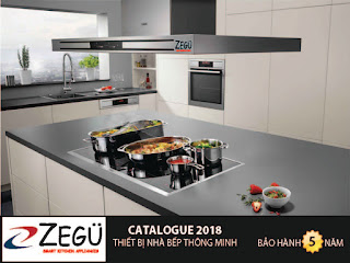 Bếp ga, BẾp điện từ, Quạt hút mùi  ZEGU Trang1