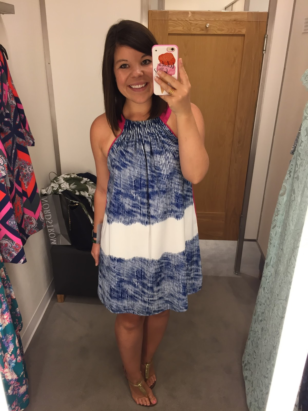 Dressing Room Diaries + Lilly Pulitzer After Party Sale!