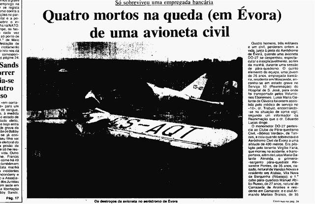 Image Result For Acidente Evora