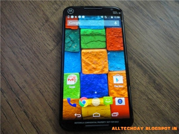 Motorola Moto X image