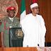 Photos of President Buhari looking stronger as he presides over Federal Executive Council meeting today