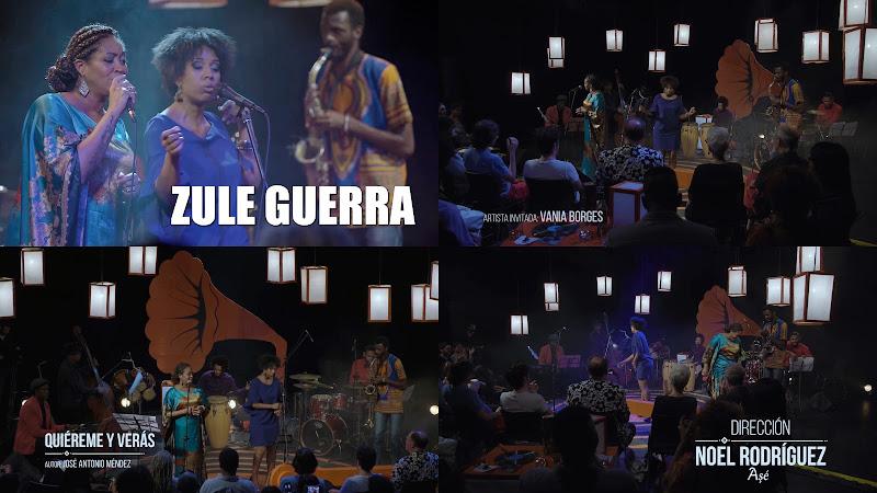 Zule Guerra - Vannia Borges - ¨Quiéreme y verás¨ - Videoclip - Dirección: Noel Rodríguez. Portal del Vídeo Clip Cubano