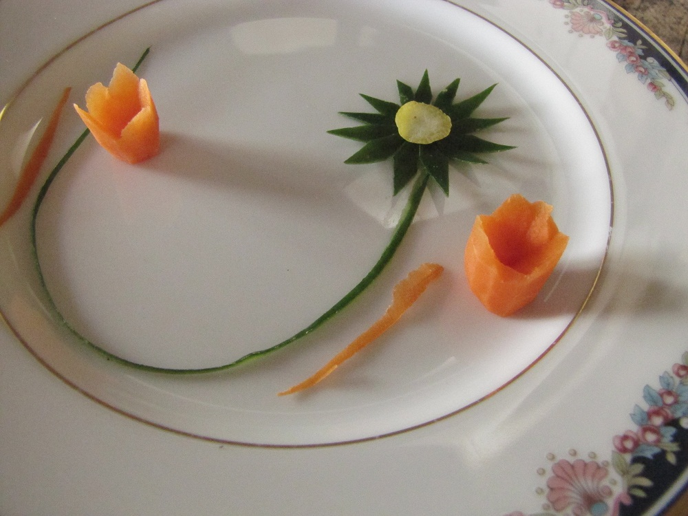 General Knowledge For Everyone 26 Garnishing Ideas & Food Plate Decoration Ideas | Billingsblessingbags.org