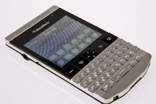 Blackberry Porsche: Intelligent Computing