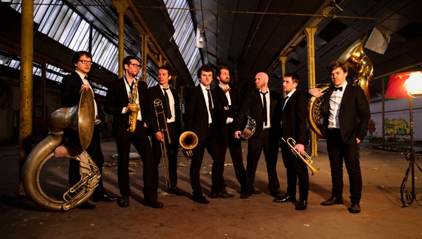 Higher de Big Funk Brass renouvelle le son jazz urbain.
