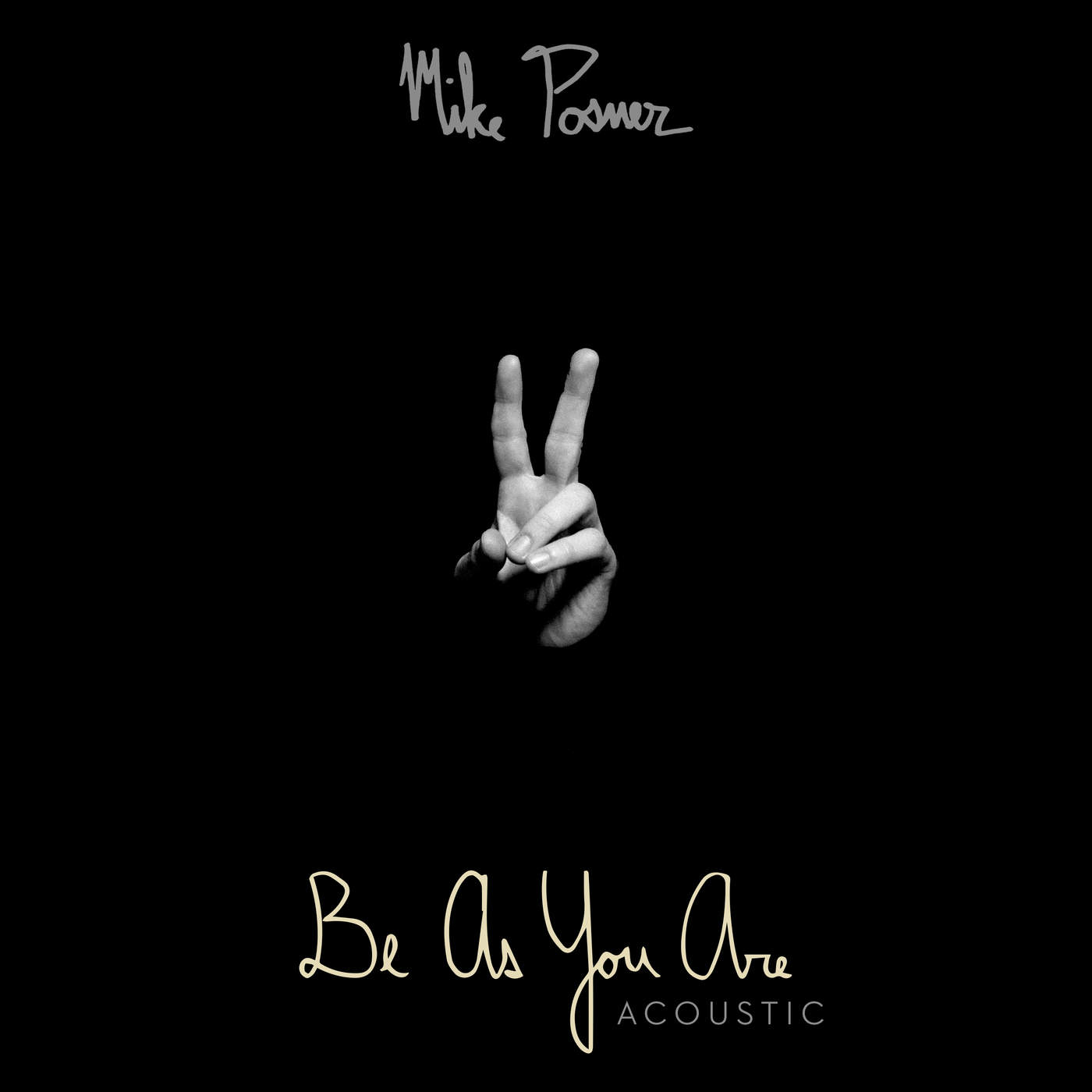 Mike Posner - Be as You Are (Acoustic) - Single