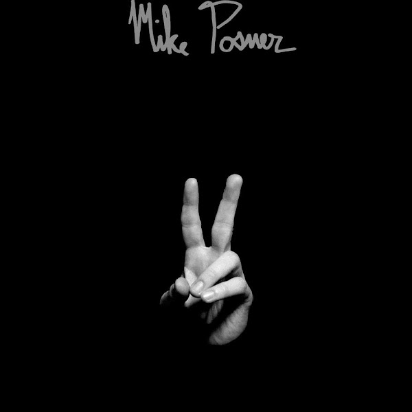 Mike Posner - Be as You Are (Acoustic) - Single Cover