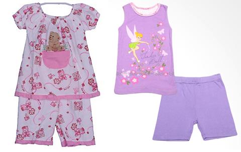 model baju tidur anak perempuan