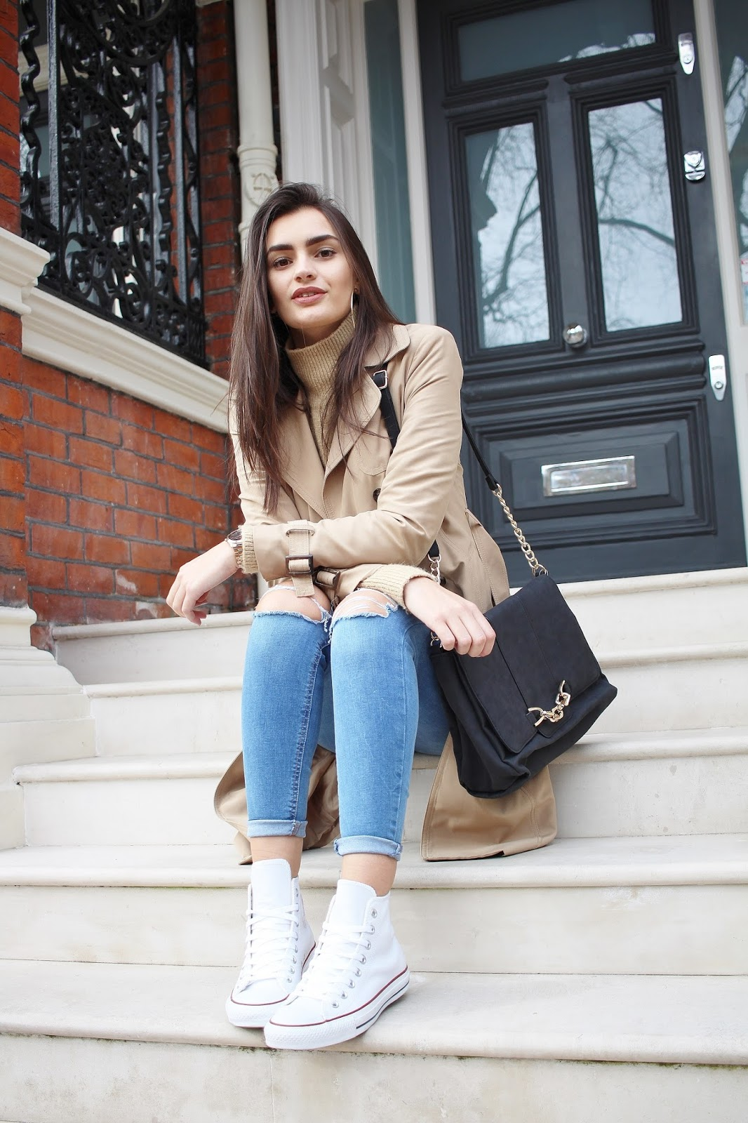 london spring style peexo blogger