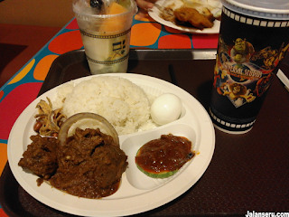 4 Tempat Makanan Halal Di Universal Studio Singapore