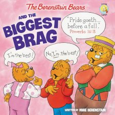 LadyD Books Review: The Berenstain Bears and the Biggest Brag