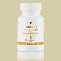 Хранителна добавка с хиалуронова киселина /Forever Active HA/