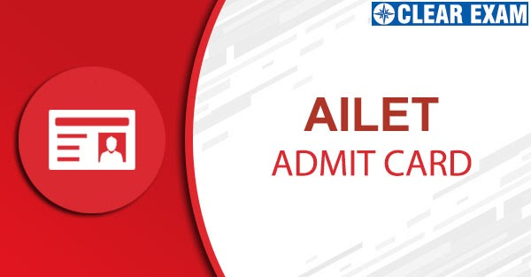 AILET Admit Card 2020
