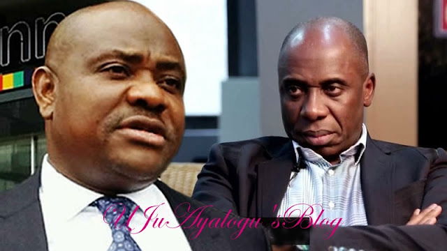 Osbornegate: Why we are yet to recover $43m stolen by Amaechi – Wike