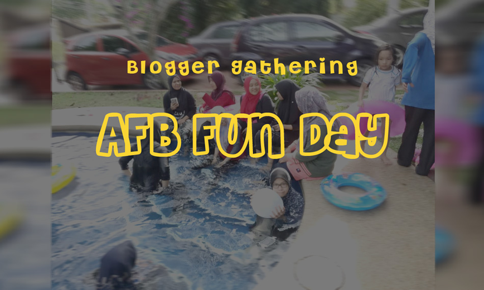 afb fun day blogger gathering