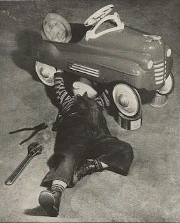 coche infantil niño