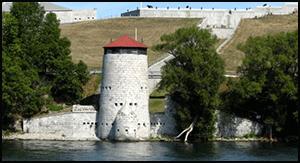 Fort Henry, Toronto, Canada 1869