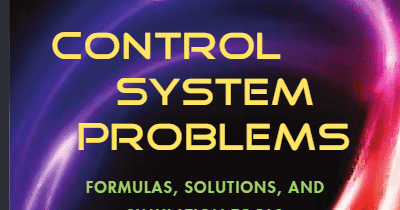 #freebooks – [PDF] Control System Problems Formulas Solutions and Simulation Tools