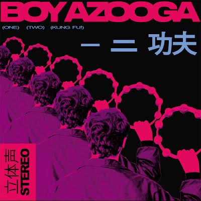 Boy Azooga - 1, 2 Kung Fu!