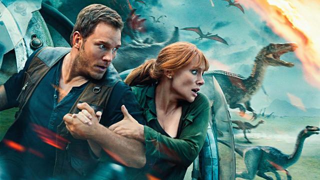 Jurassic World Fallen Kingdom 2 Perso - Fond d'écran en Full HD
