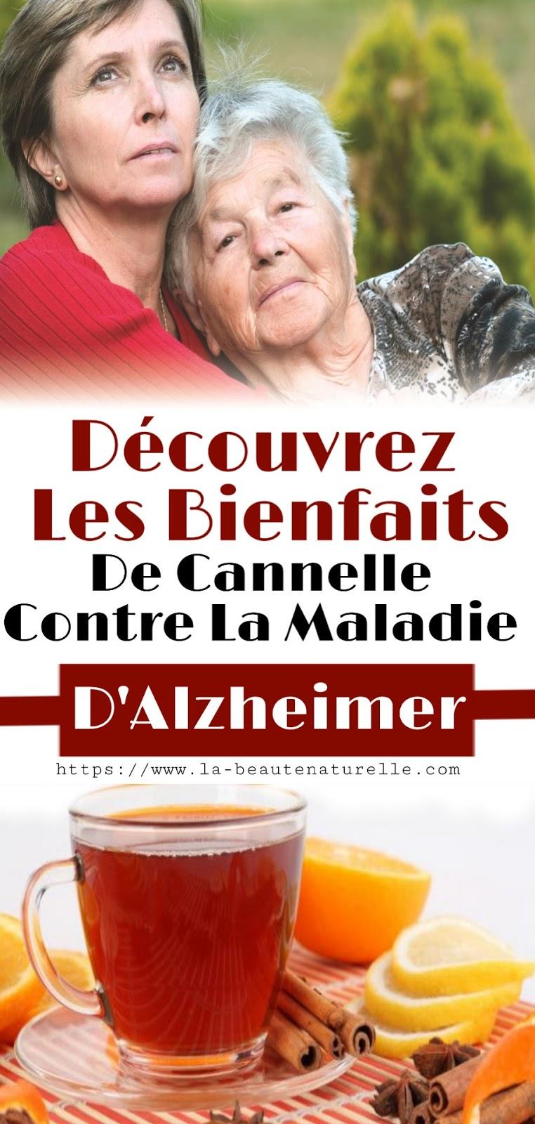 Découvrez Les Bienfaits De Cannelle Contre La Maladie D'Alzheimer