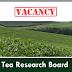 பதவி வெற்றிடங்கள் - Tea Research Board..!