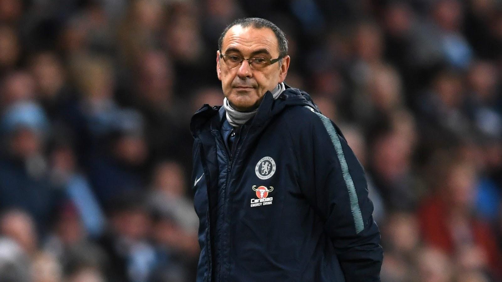 Chelsea Persulit Sarri Gabung Juventus
