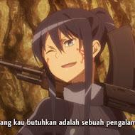 Sword Art Online Alternative: Gun Gale Online Episode 03 Subtitle Indonesia