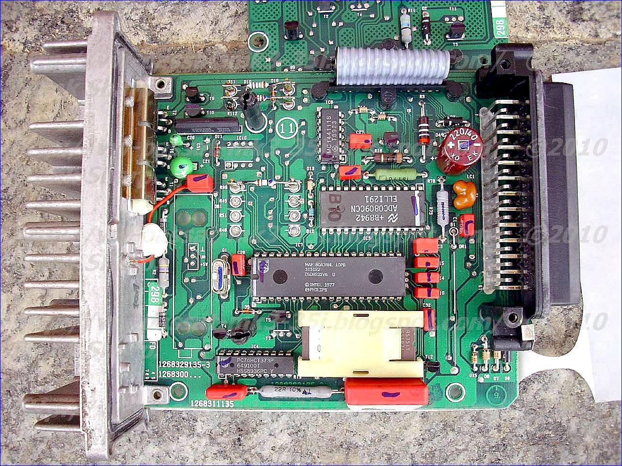volkswagen passat volkswagen passat engine control management digifant 2 ii  [ 1282 x 962 Pixel ]